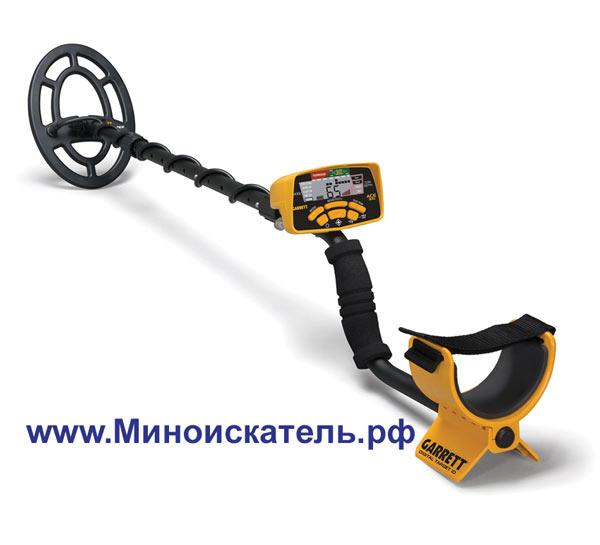 Металлоискатель ACE-300i от Гаррет