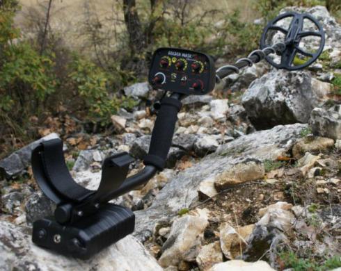 Цена металлоискателя для поиска чешуи и домонгола - Golden Mask 4WD