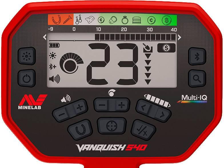 Блок управления Vanquish 540