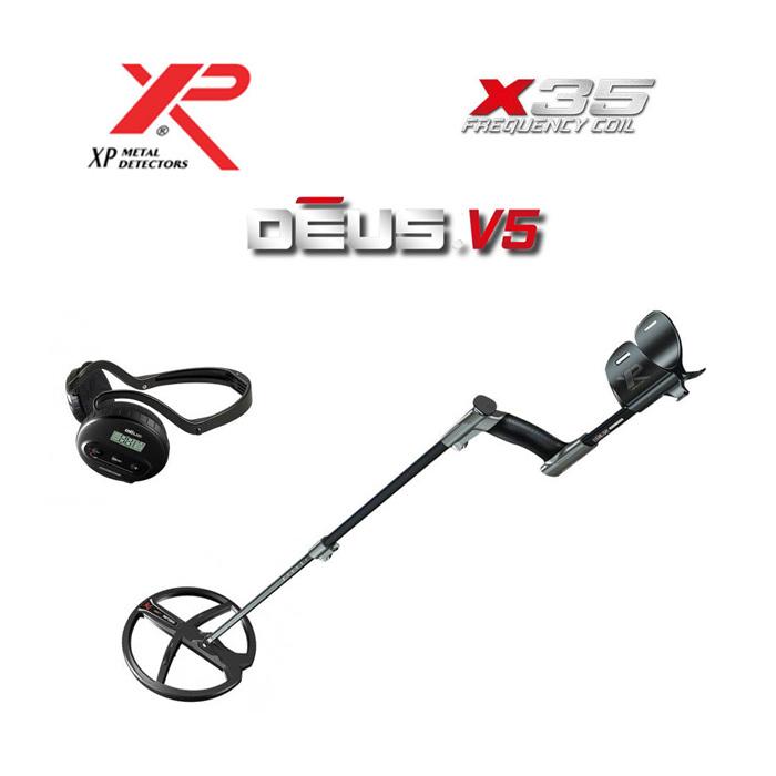 XP Deus X35 WS4
